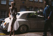 OUR BRIDES | HALFPENNY LONDON / A collection of our favourite real Halfpenny London brides.  British bridal designs by Kate Halfpenny.
