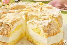 zitronen creme torte