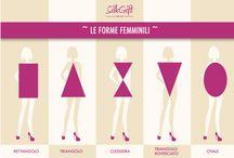Silk Gift Milan / Outfit giusti per tutte le forme ;)