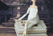 кукла будуарная