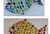 Figuras mosaicos