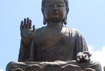 "Boeddisme - Gebedshuis ""tempel"""