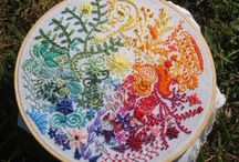 Embroidery / by Jennifer Schildknecht