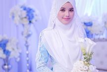 Moslem Wedding Gown