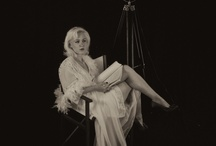 Vintage Photographie / Be a Star for One Day, like the Stars from Hollywood!