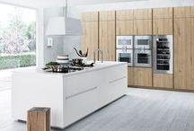 White kitchens / White kitchens