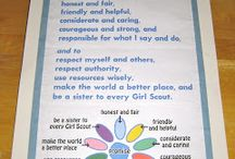 Girl Scouts / by Suzanne Skeens