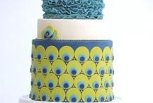 Kathrine Wedding Cake