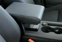 Discovery Sport armrests
