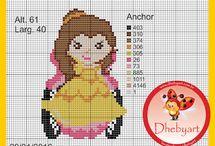 Princesinhas Super Especiais - Gráficos