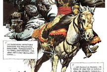 Antonio Hernandez Palacio / comics