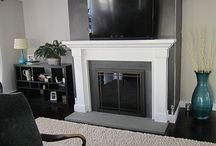 Remodeling & Installations / Are you contemplating how a fireplace, stove, or insert may change the appearance of your living area? If you would like to update the look of an outdated brick fireplace with a new mantle, or add a whole new fireplace to a room, we have all your bases covered!