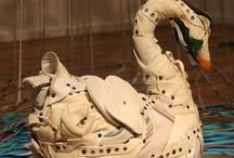 Ideas para reciclar zapatos