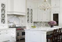 Dream Kitchens.... / Kitchens / by Lori Szczygiel