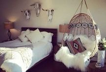 Bedroom ideas / by Amber T