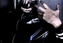 Tokyo Ghouly cosplay   :3