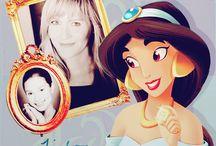 I <3 Disney! / by MyNeed2Craft by Terri Deavers