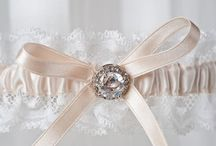 Garters for the Bride / by Bridal Expo Chicago/Milwaukee Luxury Events