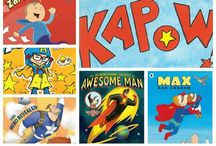 Summer Reading Program 2015 / Ideas for the 2015 Summer Reading Program. The themes are: Children: Every Hero Has a Story - Teens: Unmask! - Adult: Escape the Ordinary / by Michelle Mitchell