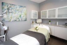 home beauty spa setup