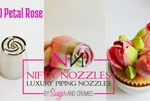 10 Petal Rose by Nifty Nozzles / http://www.sugarandcrumbs.co.uk/product/10-petal-rose-by-nifty-nozzles/