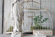 vogelkooitjes van Jeanne d'Arc Living