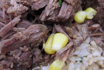food * slow cooker & make-aheads