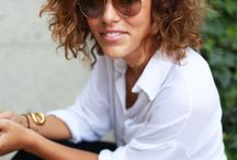 curly hair ideas...