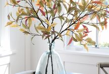 Fall Decor for the Home / Cozy up and nest as summer comes to an end and fall is in the air. We love the colors, textures and smells that fall brings.