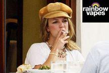 Celebrities smoking ecigs vaping vapes / Pictures of celebrities smoking ecigs electronic cigarettes