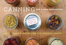 Canning and Freezing / by Courtney Rodriguez Scheidler