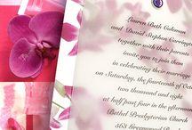 Wedding invitation ideas / by Caroline Barker