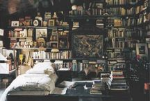 Bookaholic / books, reading,