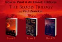The Blood Trilogy Goes into Print