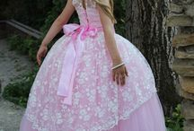suknie dla księzniczek
