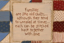 Family quilts