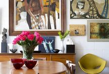 -  a seat at the table  - / dining room/breakfast nook ideas.