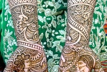 Mehandi (Heena) / by Jinal Collection