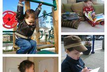 Early childhood Writing Ideas / by Kathryn Warren
