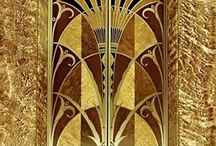 Art Deco  hall