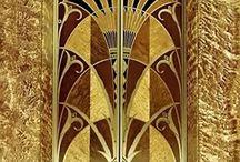 Art Deco  hall