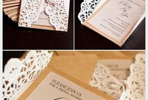 Party invites / by Christine Reeves