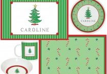 Holiday Decor / Personalized holiday decor for the home