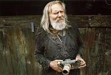 LAST OF PHOTO POETS / Miroslav Tichy (1926-2011). Czech photographer.