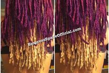 Locs / Locs, Locs & More Beautiful Locs!