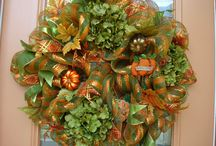 Wreaths / by Jessica Jacques Barrett