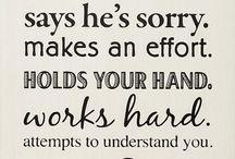 Good words! / by Erin Giltner