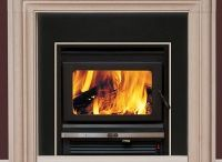 Wood Heater for brick fireplace.