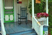 Porches / by Angie Smith