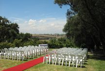 Ceremony - Garden & Chapel / Ceremony location is available in the 4 acres of garden or our one of a kind non denominational Chapel.